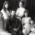 A Romanov-dinasztia végnapjai