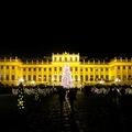 Advent Bécsben IV. - Éjszaka Schönbrunnban