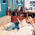 Star InDahaus: Marilyn olvas