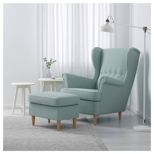 Strandmon egy ikea klasszikus visszat r se otthon des - Ikea divani catalogo ...