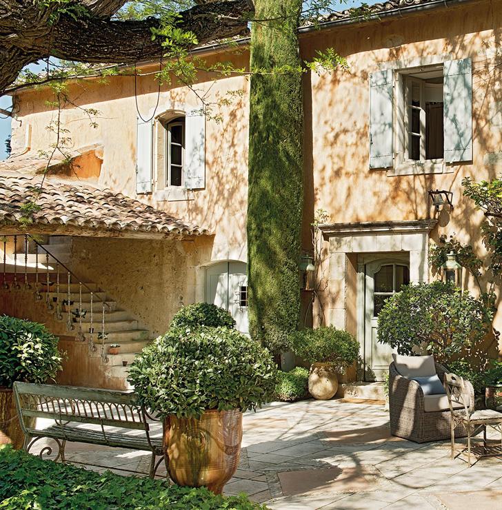 Álmaink villája Provence-ban