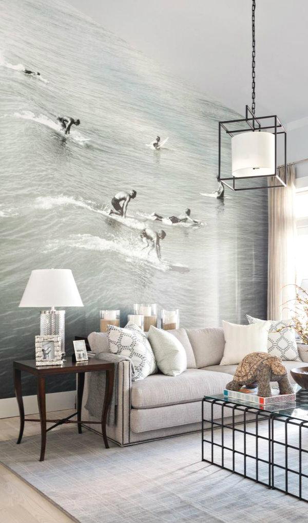 Vidd be a tengert a lakásba!