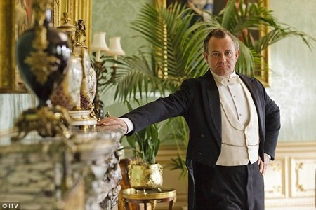 Downton Abbey magyarul