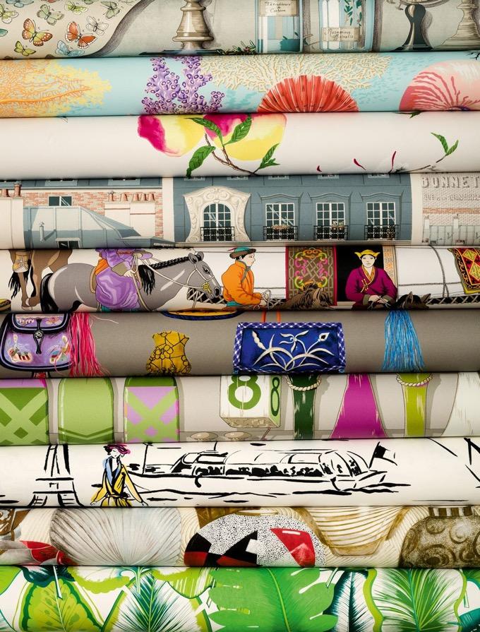 Tapéták és textilcsodák tavaszra