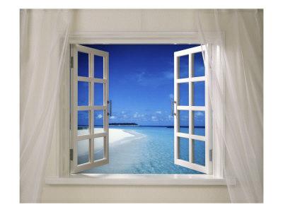 Fehér ablak