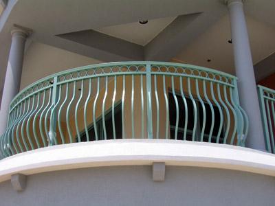 Korlát emeleten