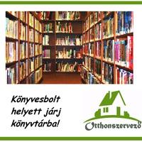 Szeretsz olvasni? Járj könyvtárba!