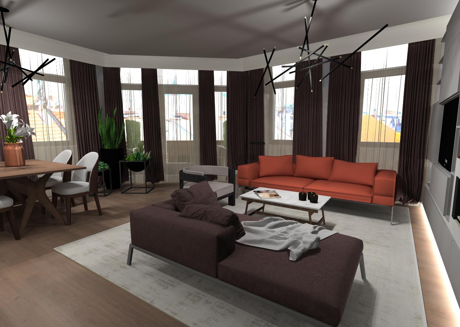 Miért jó egy belvárosi, főleg tetőtéri lakás?