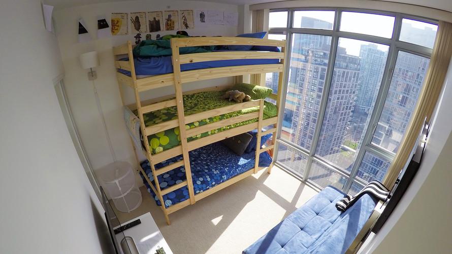 Kisebb lakásokban ébrednek az Amerikai Álomból