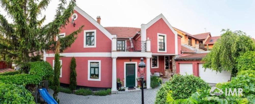 Pazar házak Szentendréről