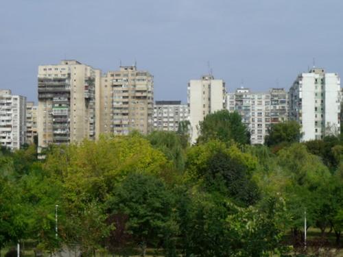 nagy park, nagy házak