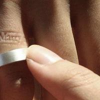 Titkos üzenet a gyűrűben
