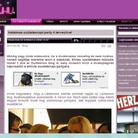 Rólunk írták: A divat.hu beszámolója a születésnapi bulinkról