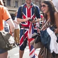 Olimpia street style - dübörög a zászló trend