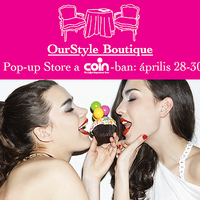 Ourstyle Pop-up Store a Coinban