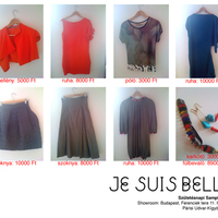 Je Suis Belle Sample Sale!