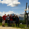 Kirándulás a szlovéniai Kamniki Alpokban