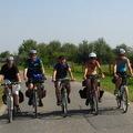 Kerékpárral a Fertő-tó körül