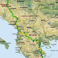 Holnap indulunk Athénba! - Kerékpárral... :)