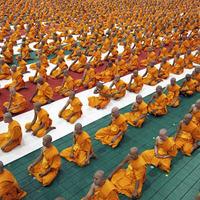 A világ legnagyobb buddhista temploma