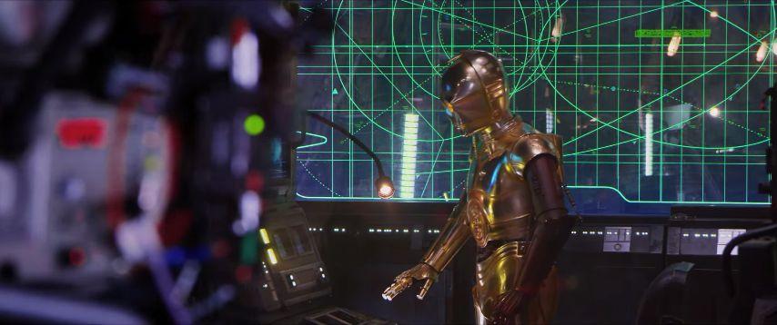 Kulisszatitkok a Star Wars 7 díszlettervezőjétől