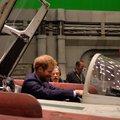 Videó: A brit hercegek a Star Wars VIII forgatásán