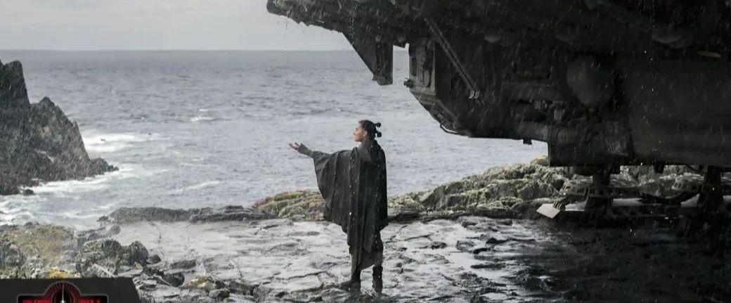 Rey az Ahch-To bolygón