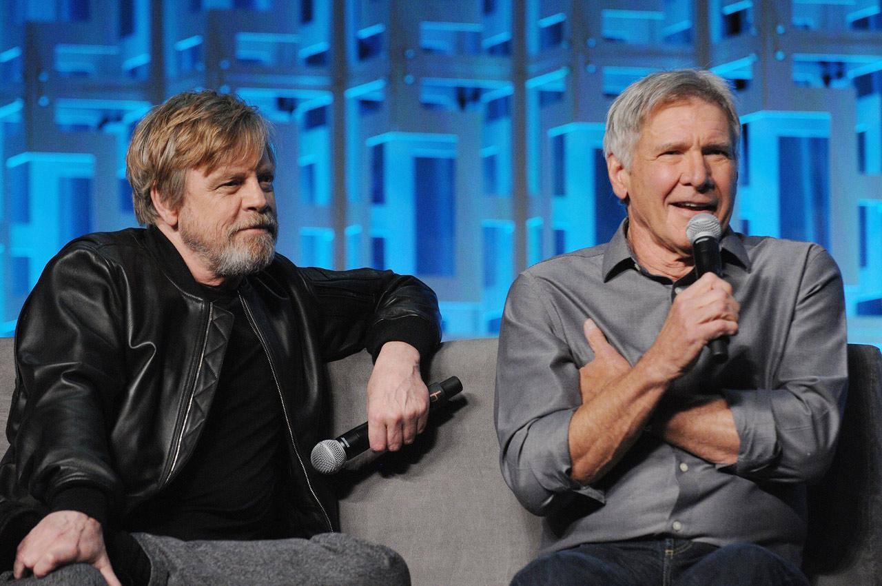 Mark Hamill és Harrison Ford is felidézte az egykori szereplőválogatást.