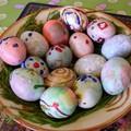 Húsvéti díszek és húsvéti tojásdíszítés