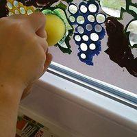 Ovis gyerekek mesés ablakdekorációi + egy 10 éve készített sablon is található a blogban