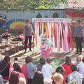 Fergeteges cirkuszi előadás az oviban