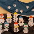 Ötletes hóemberek készültek