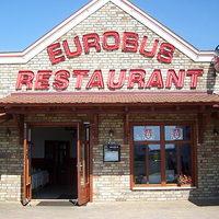 Eurobus Restaurant, M5-ös mellett