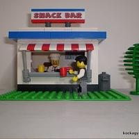 LEGO kifőzdék