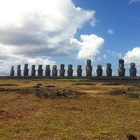 Húsvét-sziget I: A legszigetebb sziget