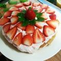 Segítsüti! - Panda Epres-Mentás tortája