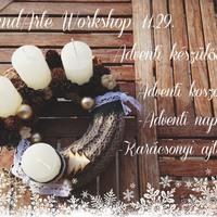Karácsonyi PandArte workshopok