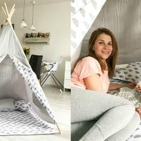 Ármin kedvence - Indián sátor!