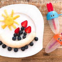 Könnyű házi fagyik, nem csak gyerekeknek:)