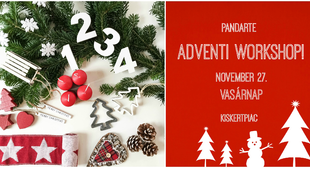 Adventi workshop!