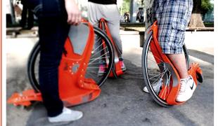 Gauswheel - Magyar találmány a városi közlekedésben