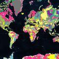 5 perc geológia - Földtani világatlasz