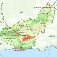 5 perc geológia: Andalúzia földtana
