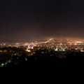 Pécs by night - wasab