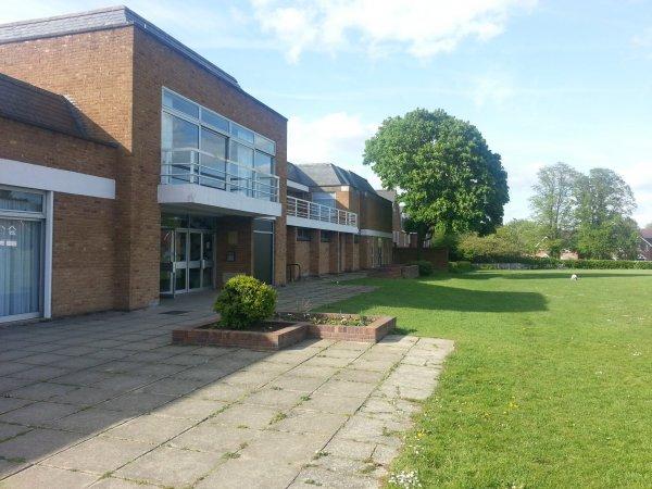 The Pavilion: a cheltenhami C3Church közösségi központja