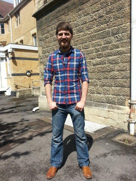University of Gloucestershire egyik ifjúsági munkás szakos hallgatója