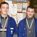 A Lendvai testvérek bronzot nyertek