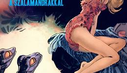 Zórád Ernő-sorozat 2: Harc a szalamandrákkal