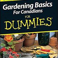 ;UPD; Gardening Basics For Canadians For Dummies®. response October partir range Hotel Standard hours recibe