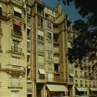 Bérház, Rue Benjamin Franklin (1903) [U. E.]